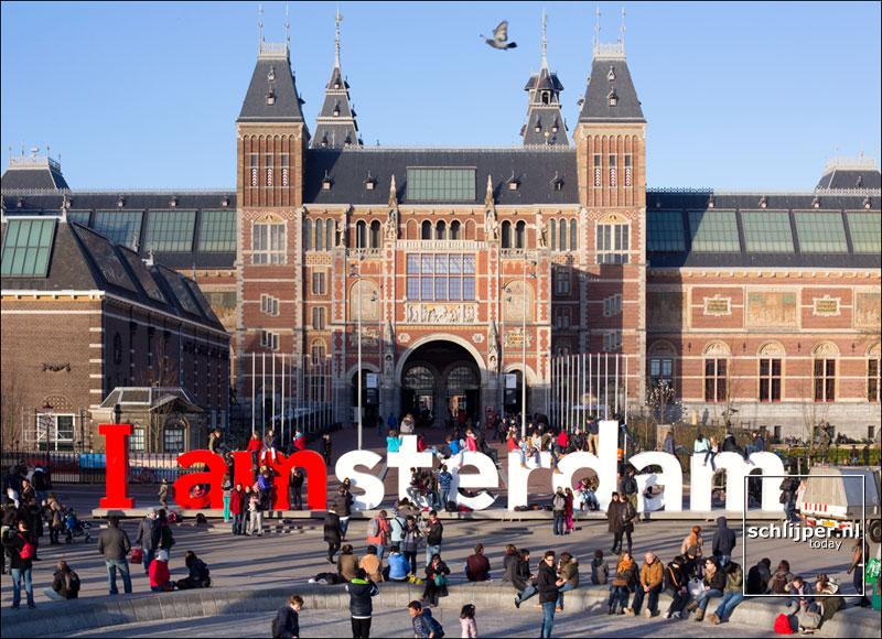 Nederland, Amsterdam, 23 maart 2014
