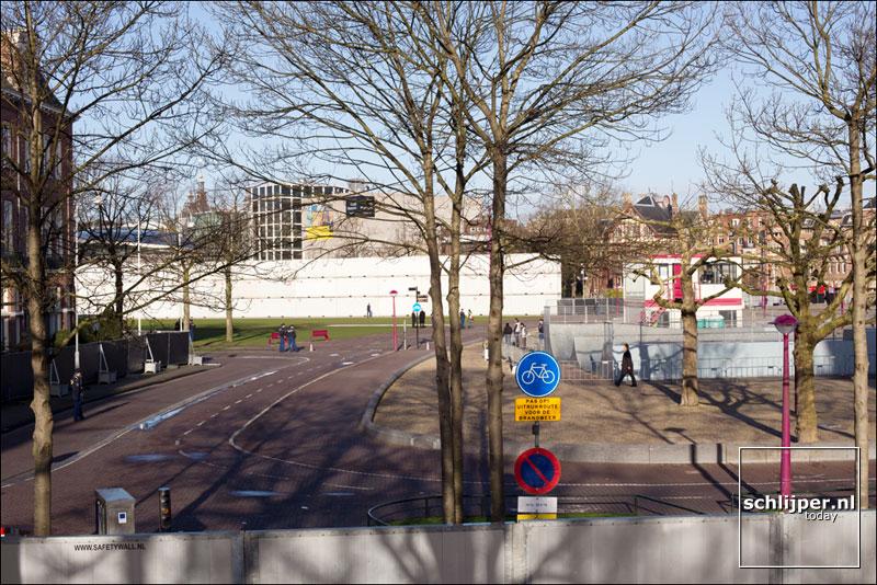 Nederland, Amsterdam, 24 maart 2014