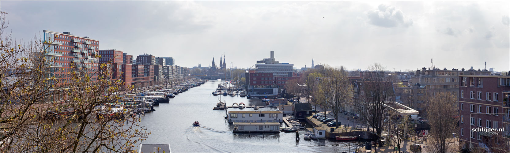 Nederland, Amsterdam, 25 maart 2014