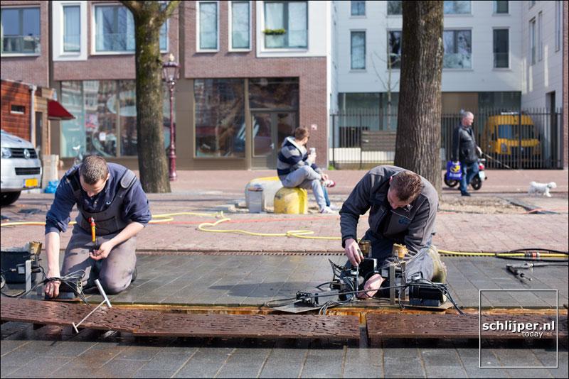 Nederland, Amsterdam, 27 maart 2014