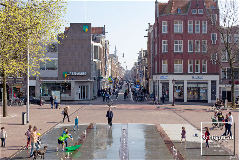 Nederland, Amsterdam, 29 maart 2014