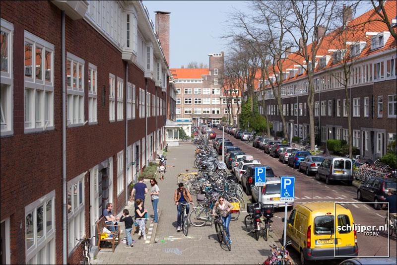 Nederland, Amsterdam, 30 maart 2014