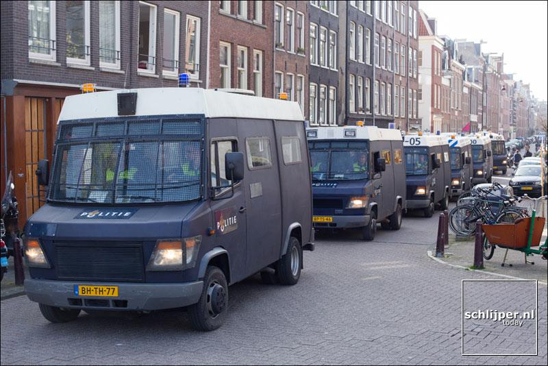 Nederland, Amsterdam, 1 april 2014