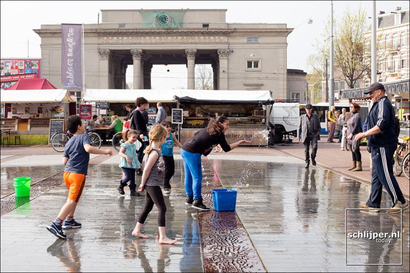 Nederland, Amsterdam, 2 april 2014