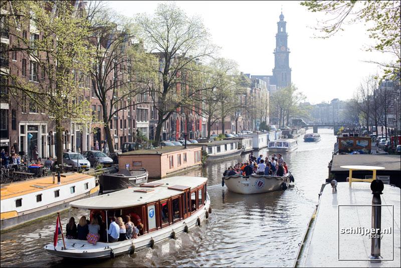 Nederland, Amsterdam, 3 april 2014