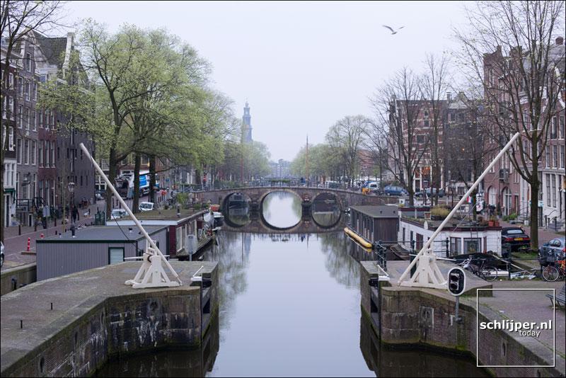 Nederland, Amsterdam, 5 april 2014