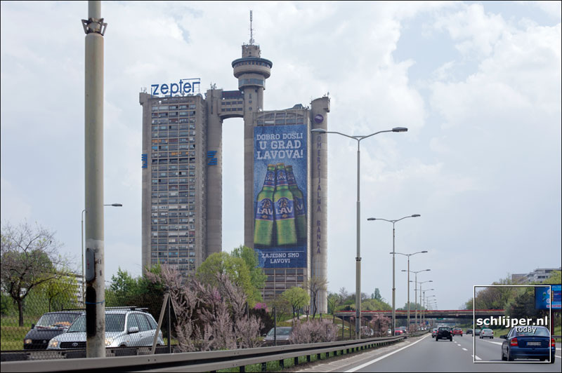 Servie, Belgrado, 5 april 2014