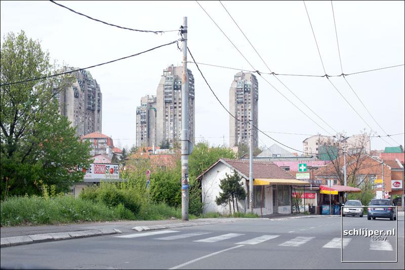 Servie, Belgrado, 6 april 2014