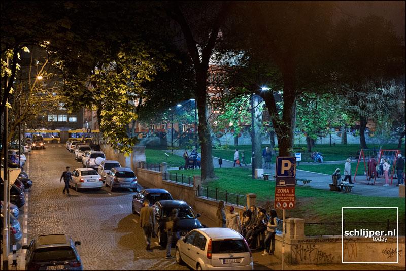 Servie, Belgrado, 7 april 2014