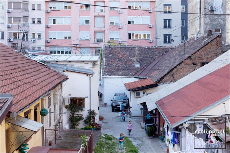 Servie, Belgrado, 8 april 2014
