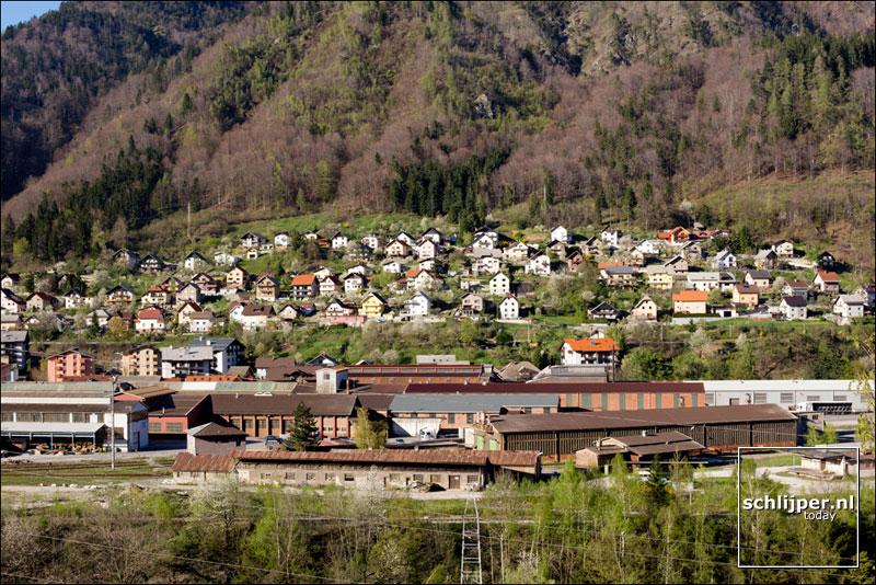 Slovenie, Jesenice, 8 april 2014
