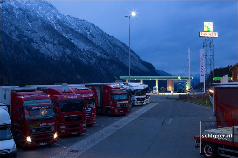 Oostenrijk, Flachau, 9 april 2014