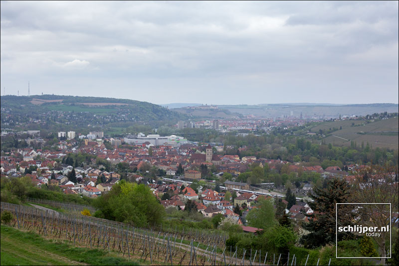 Duitsland, Würzburg, 10 april 2014
