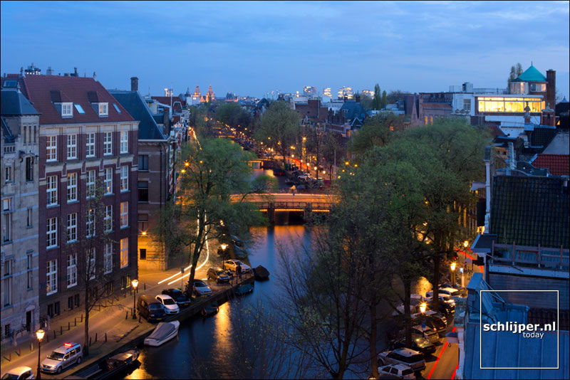 Nederland, Amsterdam, 11 april 2014