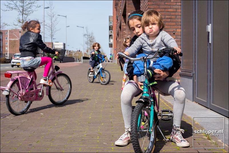 Nederland, Amsterdam, 12 april 2014