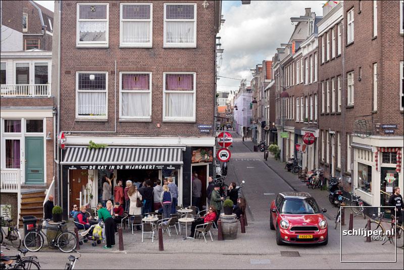 Nederland, Amsterdam, 13 april 2014