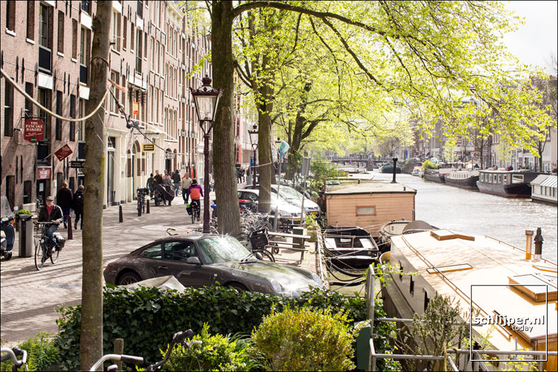 Nederland, Amsterdam, 14 april 2014