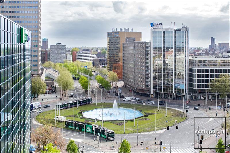 Nederland, Rotterdam, 15 april 2014