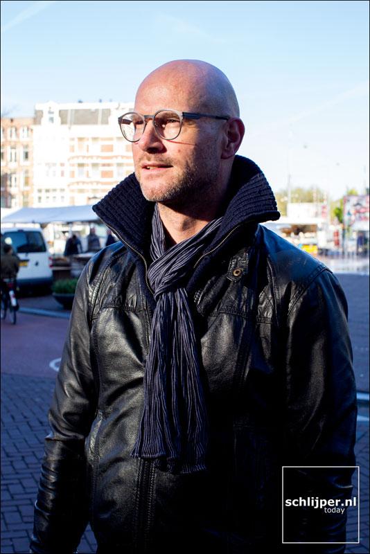 Nederland, Amsterdam, 16 april 2014
