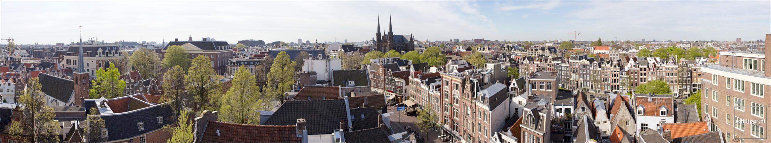 Nederland, Amsterdam, 17 april 2014