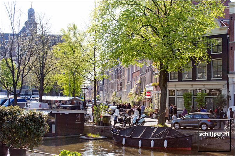 Nederland, Amsterdam, 19 april 2014