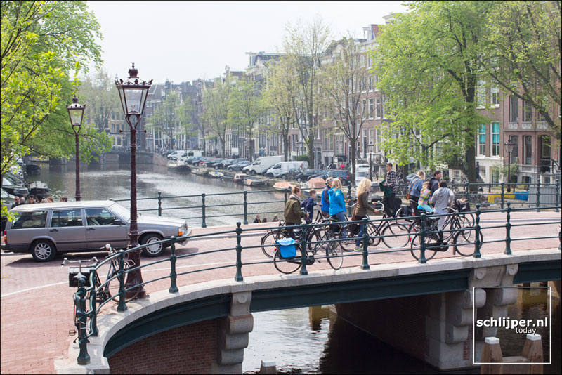 Nederland, Amsterdam, 22 april 2014