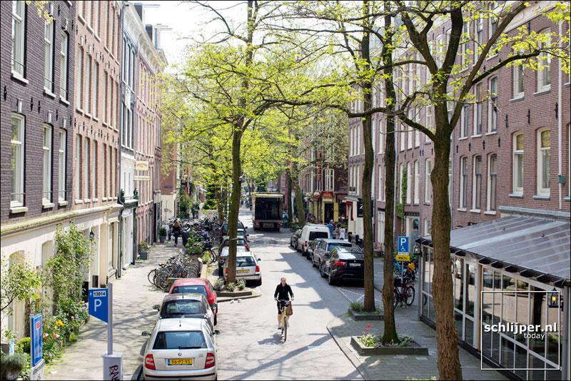 Nederland, Amsterdam, 23 april 2014