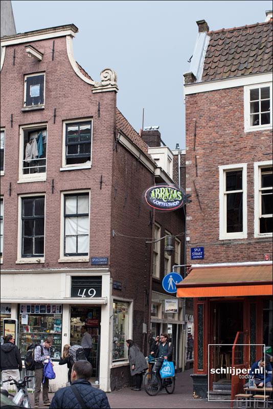 Nederland, Amsterdam, 24 april 2014