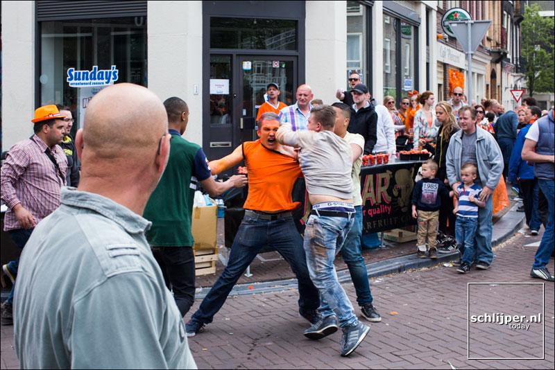Nederland, Amsterdam, 26 april 2014