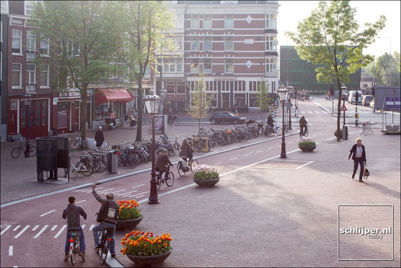Nederland, Amsterdam, 29 april 2014