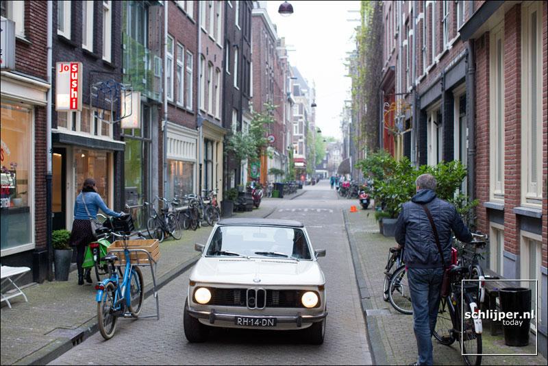 Nederland, Amsterdam, 30 april 2014