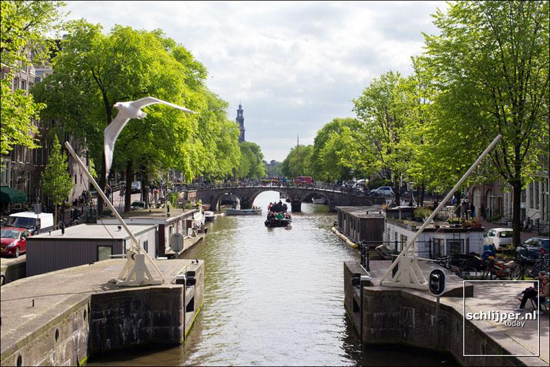 Nederland, Amsterdam, 3 mei 2014