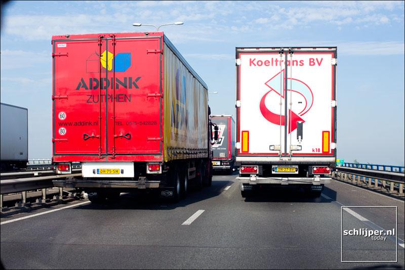 Nederland, Huissen, 5 mei 2014