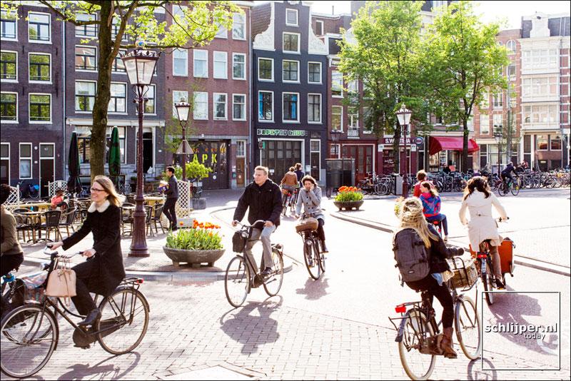 Nederland, Amsterdam, 6 mei 2014