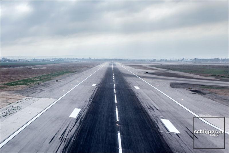 Israel, Ben Gurion Airport, 7 mei 2014