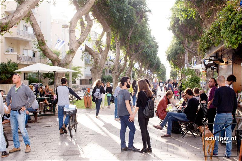 Israel, Tel Aviv, 8 mei 2014