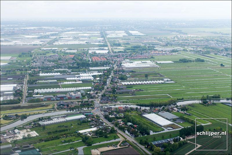Nederland, Vrouwenakker, 14 mei 2014