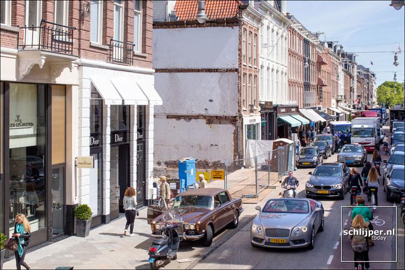 Nederland, Amsterdam, 16 mei 2014