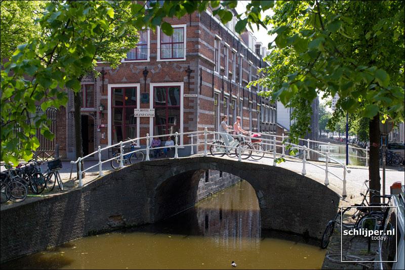 Nederland, Delft, 19 mei 2014