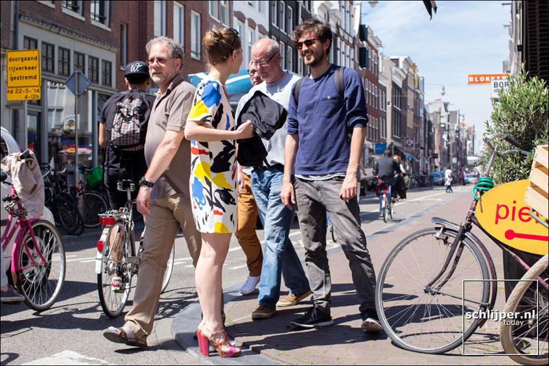 Nederland, Amsterdam, 20 mei 2014