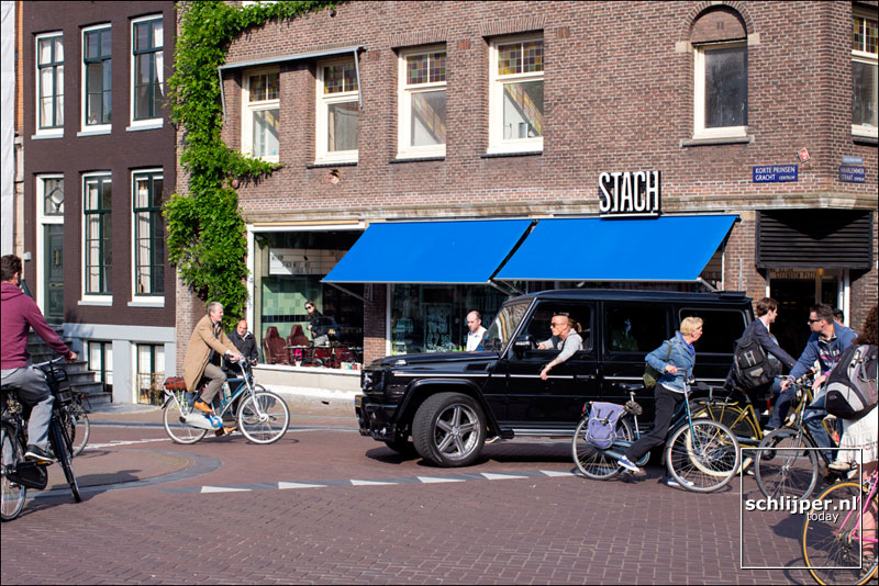 Nederland, Amsterdam, 23 mei 2014