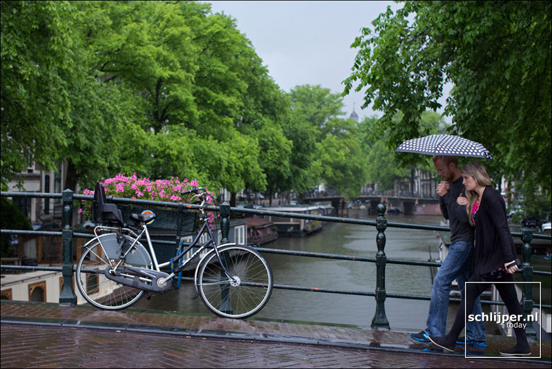 Nederland, Amsterdam, 26 mei 2014
