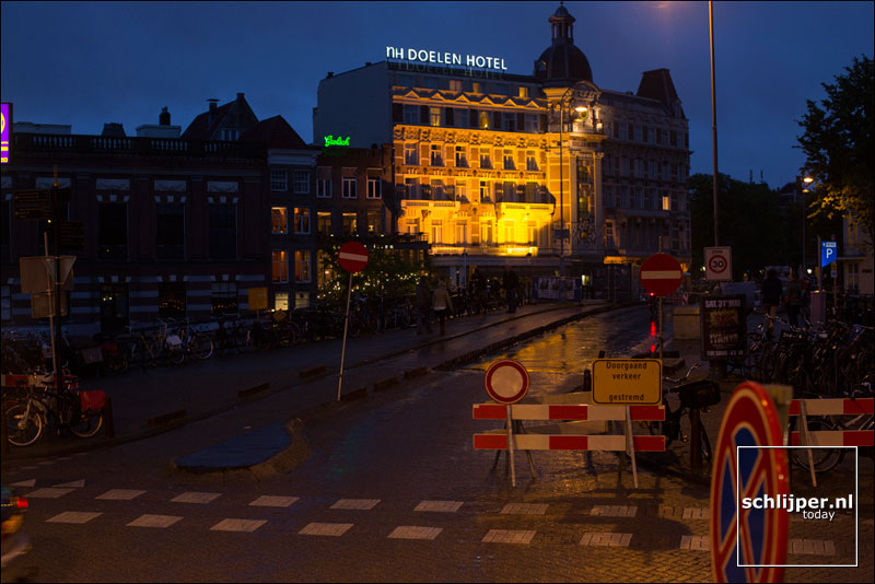 Nederland, Amsterdam, 28 mei 2014