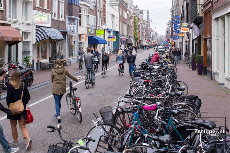 Nederland, Amsterdam, 29 mei 2014
