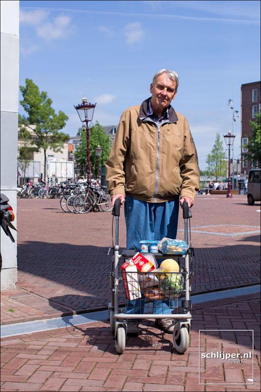 Nederland, Amsterdam, 30 mei 2014