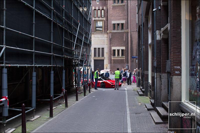 Nederland, Amsterdam, 31 mei 2014