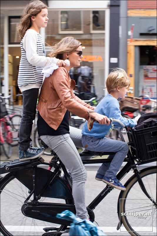 Nederland, Amsterdam, 2 juni 2014