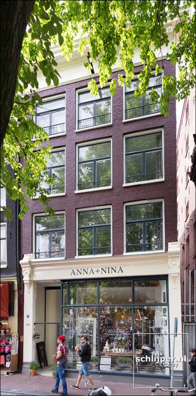 Nederland, Amsterdam, 3 juni 2014