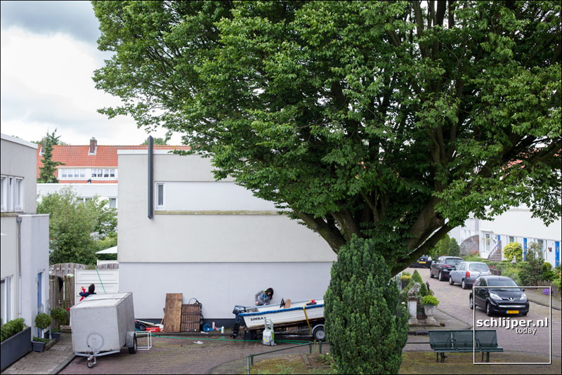 Nederland, Amsterdam, 5 juni 2014