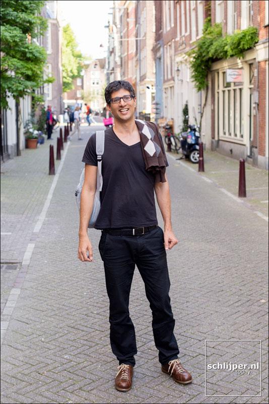 Nederland, Amsterdam, 6 juni 2014